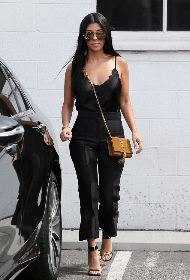 June 10th, 2016 - Kourtney out in LA