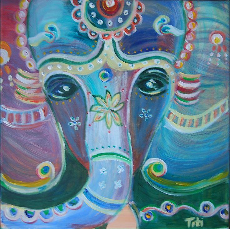 Elephant from the far east