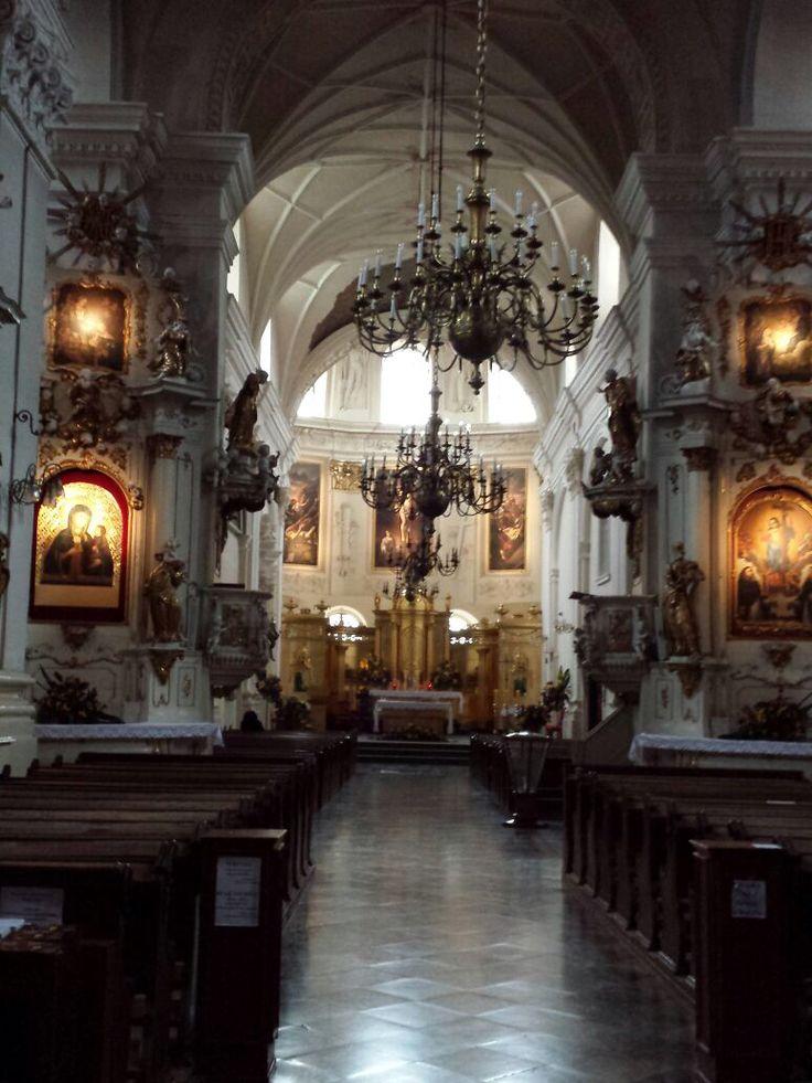 Church in Lublin