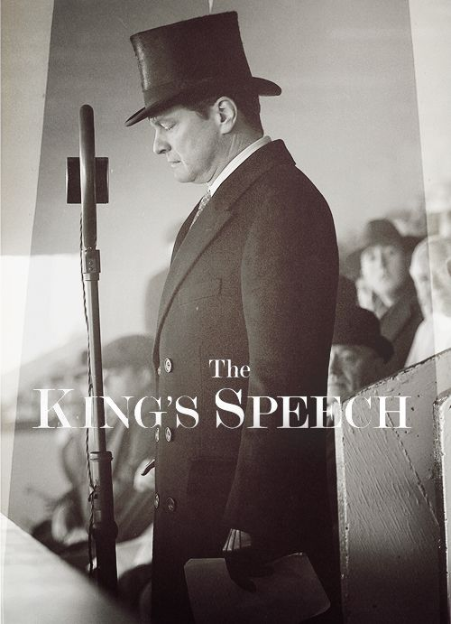 The King's Speech - Colin Firth was amazing in this