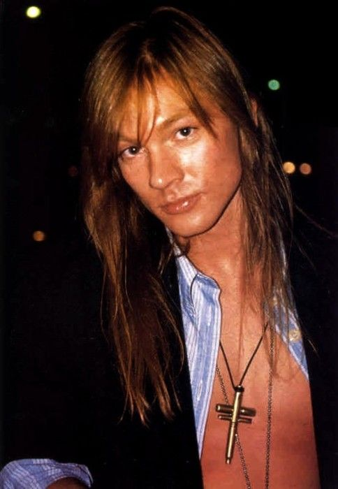 .axl rose back in the day