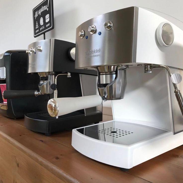 ASCASO 2017 #ASCASO ARC #espressomachine  #cooffeemachine #coffeelover #home  #coffeegram www.solino.gr