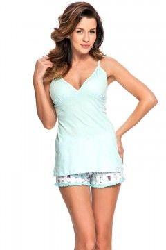 Dn-nightwear PM.9015 piżama