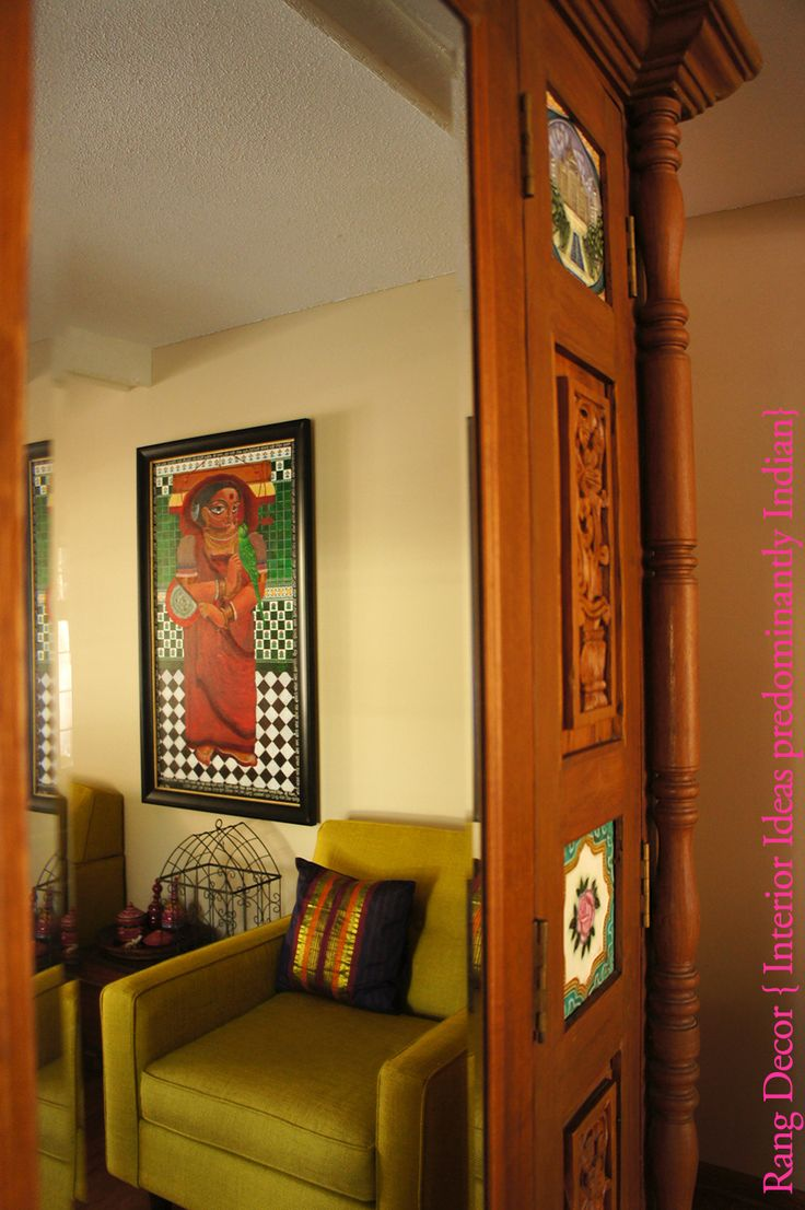 Traditional Indian Style Living Room Interior Design Rooms