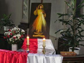 JEZUS en MARIA Groep.: BARMHARTIGHEIDSZONDAG
