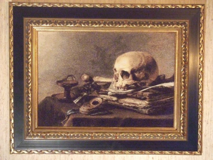 Vanitas by Pieter Claesz. 1630  Stitched March 2010 - May 2011  Chart by Scarlet Quince