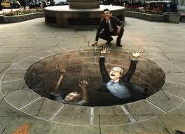 amazing chalk guy