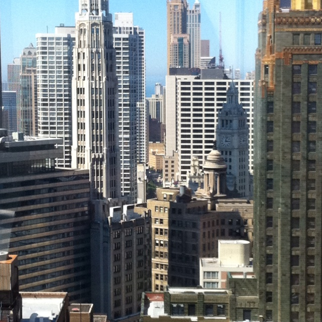 Chicago Skyscraper, Building, Multi story building