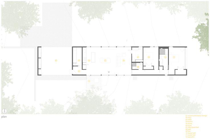 Galería de Residencia Corbett / in situ studio - 15