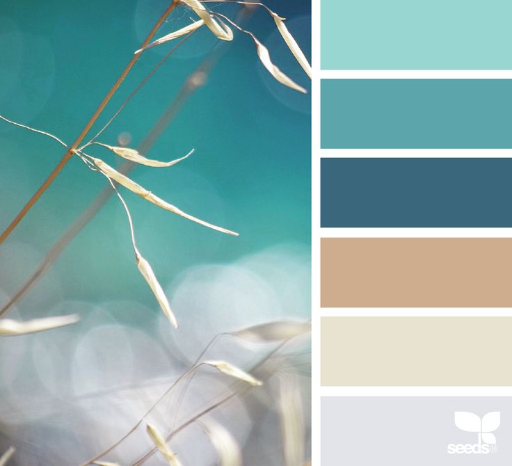 Nature Hues via @designseeds