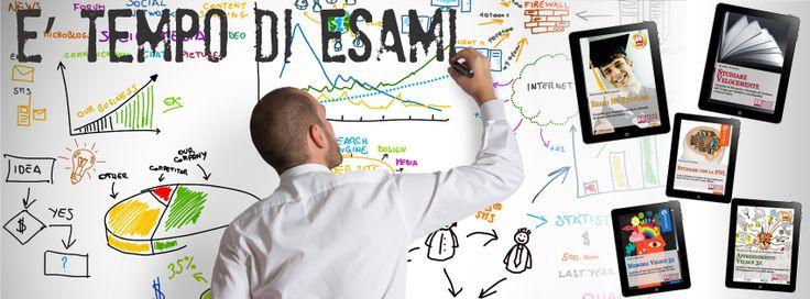 E' tempo di #esami! Ecco alcuni manuali che possono aiutarti a ottimizzare i tempi di studio e ottenere ottimi risultati:  1. STUDIARE VELOCEMENTE: http://www.autostima.net/studiare-velocemente-andrea-lampis/ 2. APPRENDIMENTO FACILE : http://www.autostima.net/apprendimento-facile-ugo-perugini/ 3. MEMORIA VELOCE 3X: http://www.autostima.net/memoria-veloce-3x-enrico-sigurta/  In bocca al lupo!