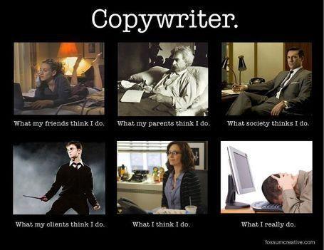 Ser copy no es fácil, pero es fascinante. #copywriter