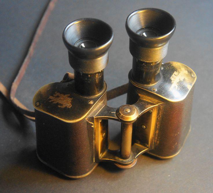 "Carl Zeiss ""Jagdglas"" 5X, Serial 5441. Great optics. 830 G. Year 1896"