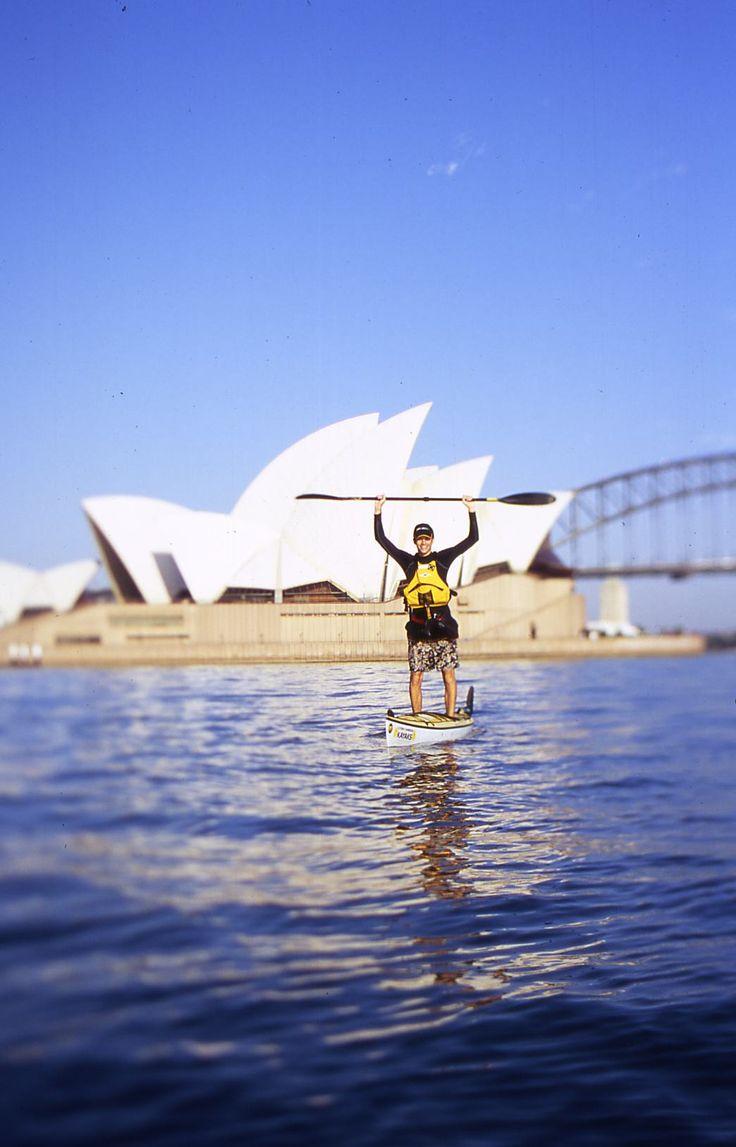 Stand tall in Sydney Australia