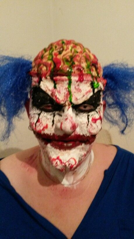 Böser clown. .