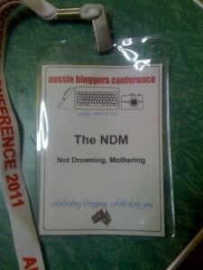 Not drowning,Mothering.