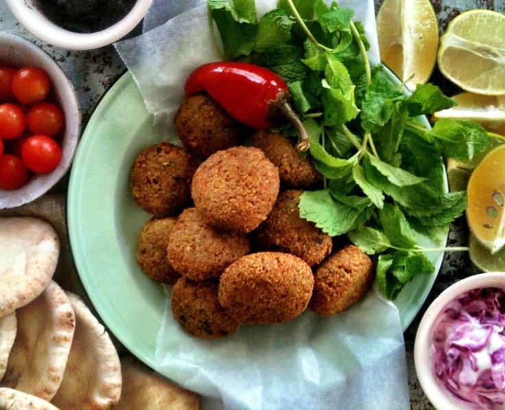 The perfect Falafel - http://hometalk.homechoice.co.za/content/perfect-falafel