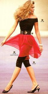    Desert Lily Vintage    '80s Actual: 1980s Fashions... Suitable Trends For Today?
