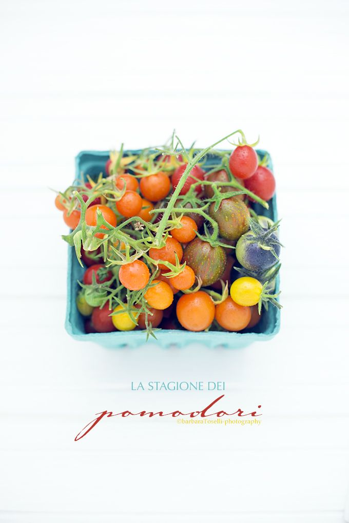 pane&burro: L'estate e i pomodori: bruschette al pomodoro con ...