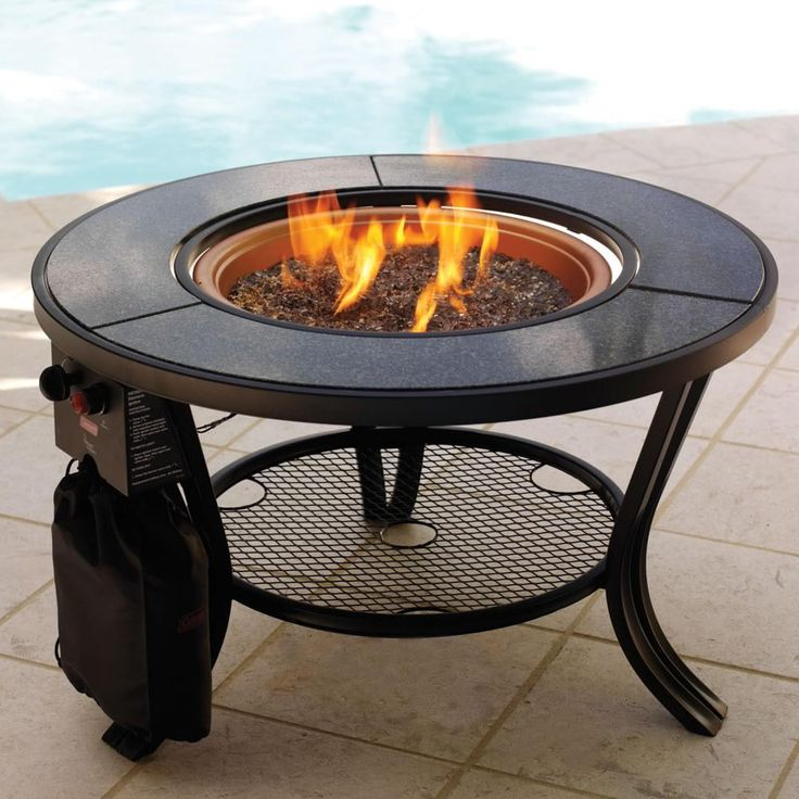 Coleman Propane Fire Pit