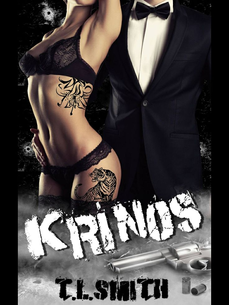 Krinos book cover