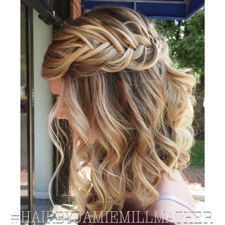 Balayage Updo Hairstyles