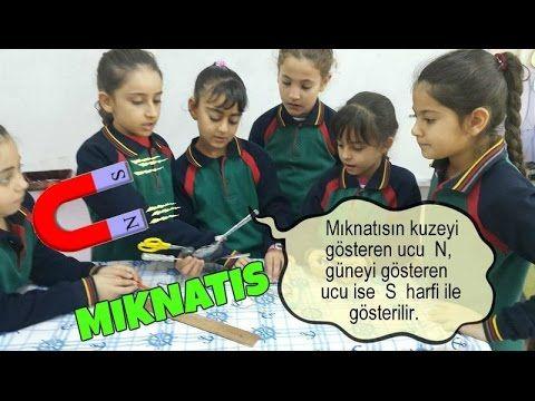 Mıknatıs Etkinliği / 4 - A #mıknatıs#sınıfetkinliği#sınıfmateryalleri#oyunlarlaöğreniyorum#fenbilimleri#ilkokulfen
