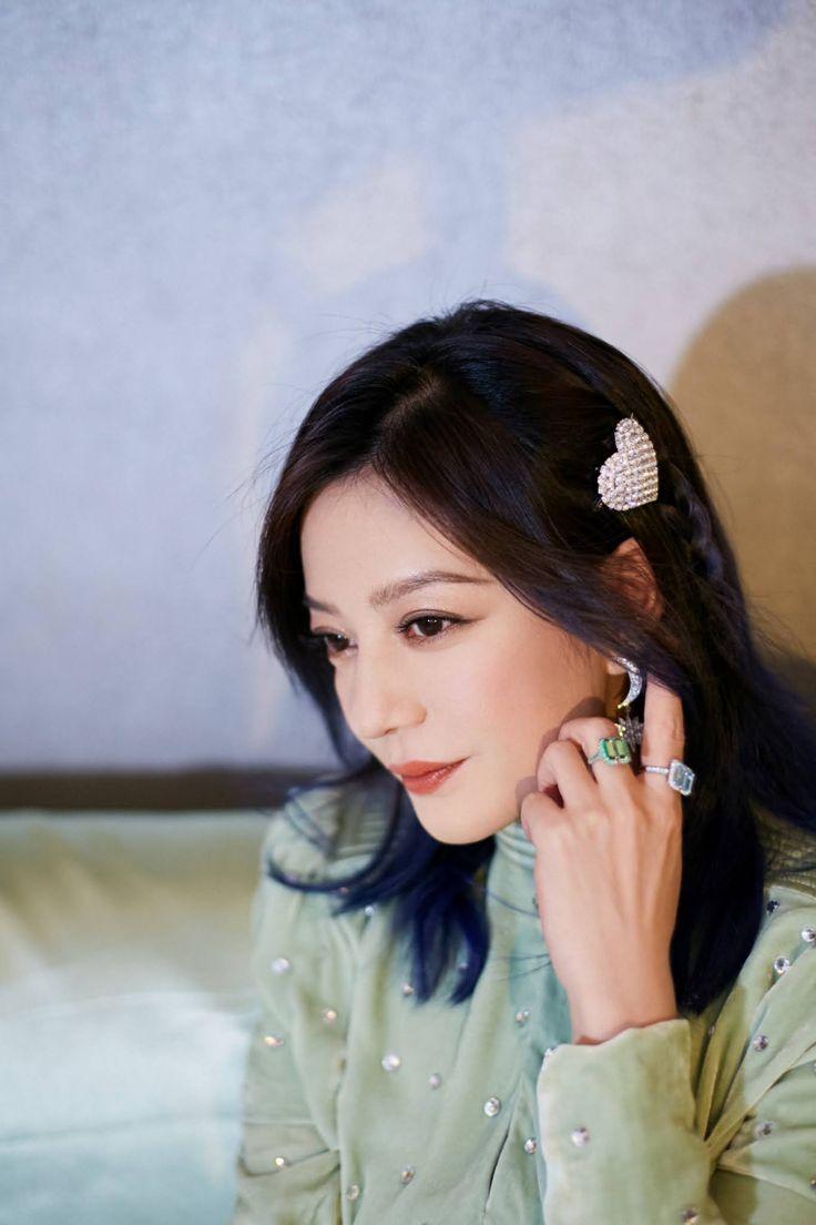 Chinese actress Li Bingbing http://www