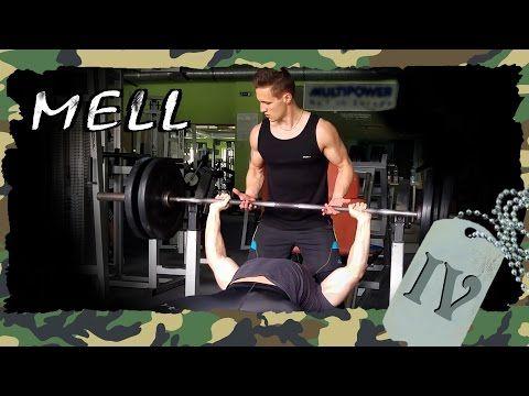 Így edzett: Amerika Kapitány (Chris Evans) - YouTube