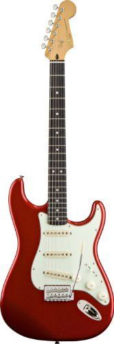 Squier by Fender Classic Vibe Stratocaster 60s, Candy Apple Red by Squier by Fender. $379.99. Save 34% Off!