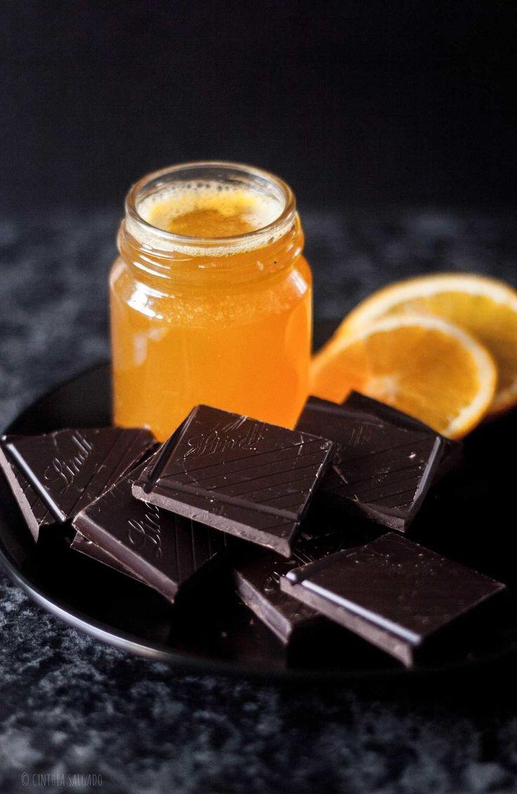 Zoolander's Orange Mocha Frappuccino | FoodieFoodMood
