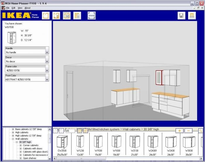 kitchen layouts software