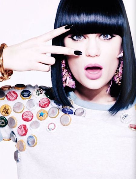 Jessie J her voice is amazing... if I had a voice like that I would be the happiest person ever!!