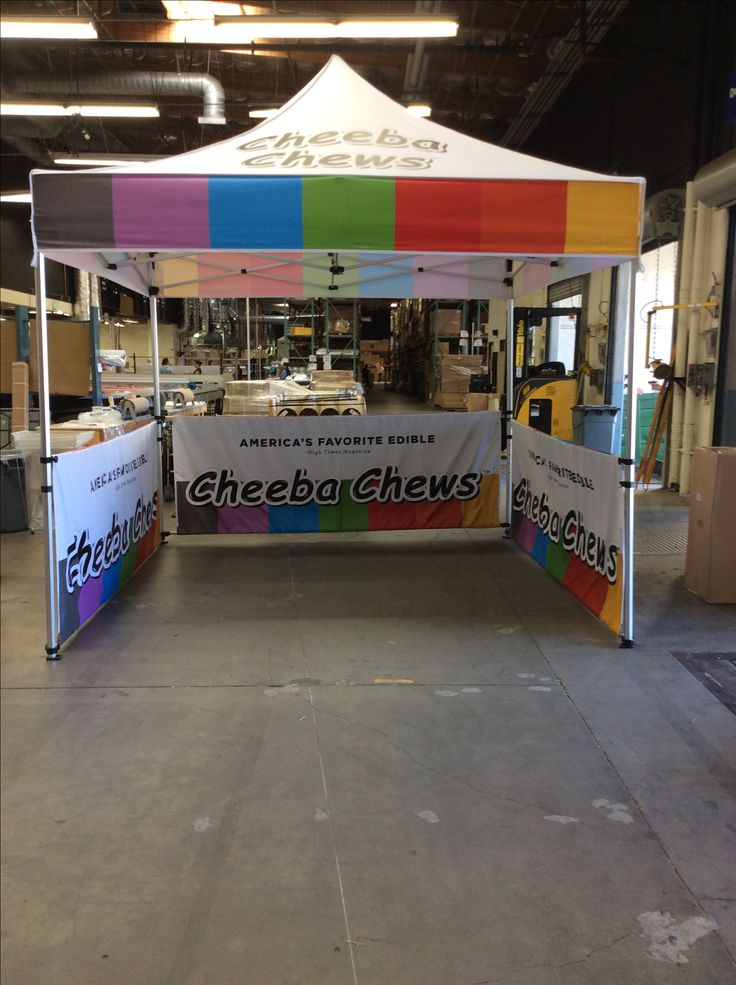 10X10u0027 Custom Printed Tent with Side Walls. UV and waterproof. & 13 best Customized Canopy Tents images on Pinterest | Event ...