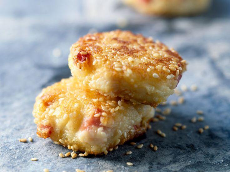 Croquettes de jambon au fromage, facile et pas cher