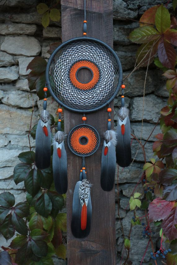 Dream catcher/ Dreamcatcher/ Gray dream от MyHappyDreams на Etsy