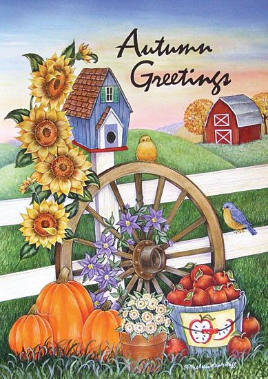 Automne Greetings
