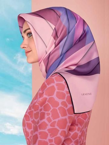 Armine : A Fashion that Have Different Hijab Styles - Beautiful Hijab Styles