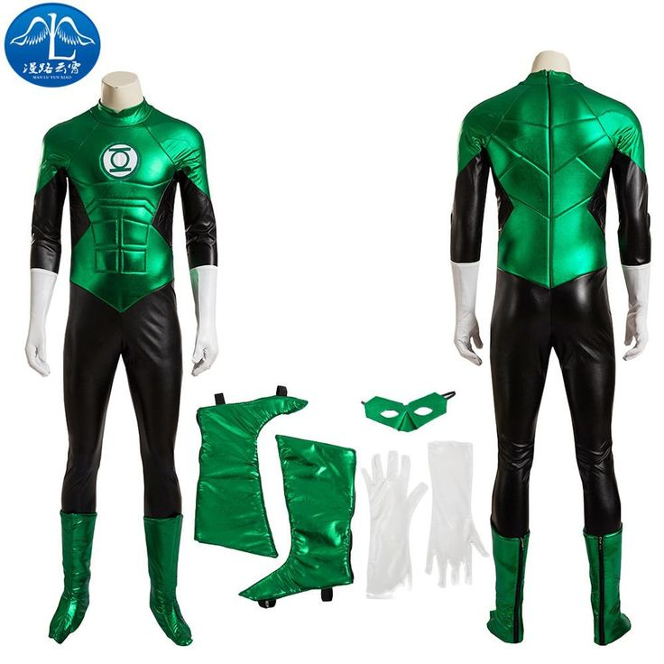 Adult costumes green lantern