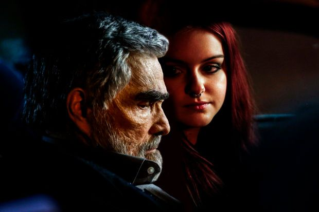 Exclusive: Ariel Winter Talks Dirty DMs, Body Shamers, And Burt Reynolds  Naked On A Bearskin Rug | Burt Reynolds, Ariel Winter And Ariel