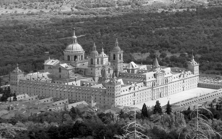 Monasterio del Escorial. Madrid