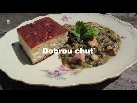 Kedlubnová omáčka s bacánem. Zdeňka Houdková prozradila recept, který vaří už 40 let   Pochoutky