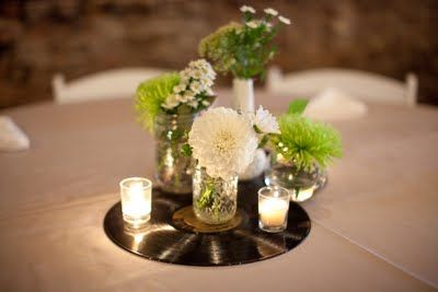 Looking for music themed centerpieces - still elegant but with a touch of something musical