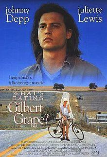 What's Eating Gilbert Grape, (1993) Johnny Depp, Juliet Lewis, Mary Steenburgen, Leonardo DiCaprio