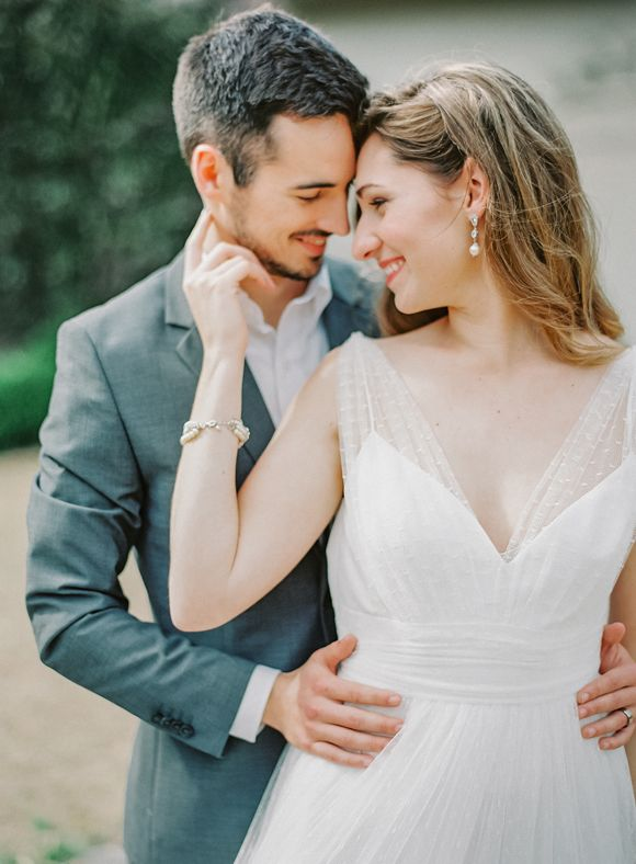 Elegant European Inspired Wedding Ideas