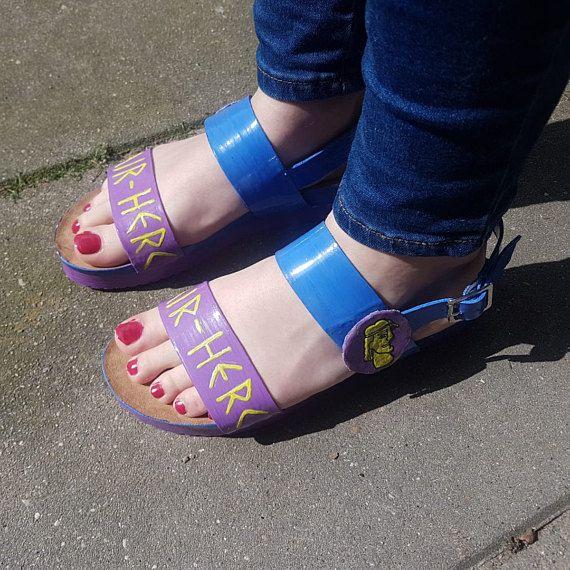 Hercules sandals Disney schoes Air-Herc