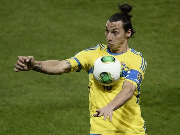 ZLATAN IBRAHIMOVIC (Suecia): El astro del París Saint-Germain se perderá su segundo mundial consecutivo.