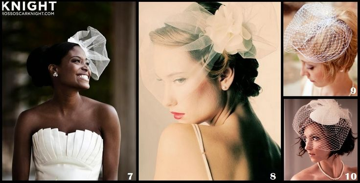 Pixie Brides: Accessorizing Short Hair // Wedding Wanderlust Blog