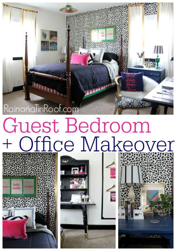 Best 25+ Spare bedroom office ideas on Pinterest   Guest room ...