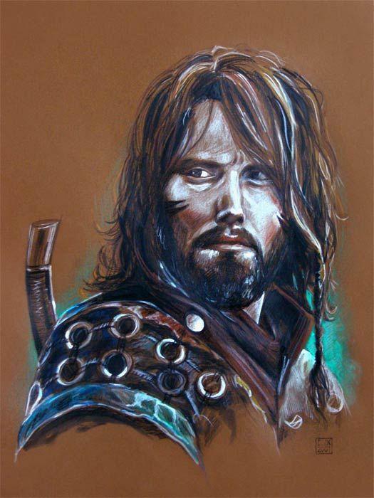 Mads Mikkelsen - Tristan - King Arthur film 2004